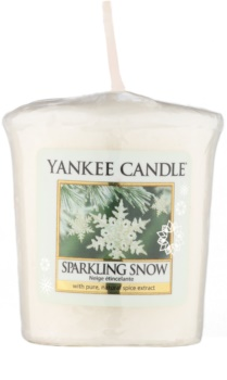 Yankee Candle Sparkling Snow votívna sviečka 49 g