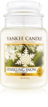 Yankee Candle Sparkling Snow lumanari parfumate  623 g Clasic mare
