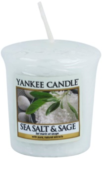 Yankee Candle Sea Salt & Sage lumânare votiv 49 g