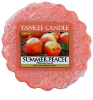 Yankee Candle Summer Peach cera per lampada aromatica 22 g