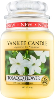 Yankee Candle Tobacco Flower lumânare parfumată  623 g Clasic mare