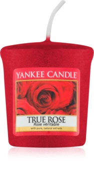 Yankee Candle True Rose vela votiva 49 g