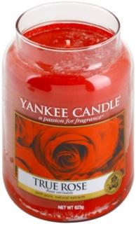 Yankee Candle True Rose ароматизована свічка  623 гр Classic велика