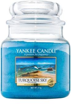 Yankee Candle Turquoise Sky Duftkerze  411 g Classic medium