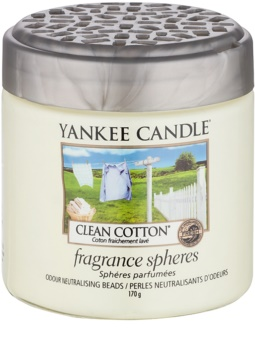 Yankee Candle Clean Cotton perlas aromáticas