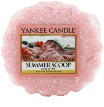 Yankee Candle Summer Scoop cera per lampada aromatica 22 g
