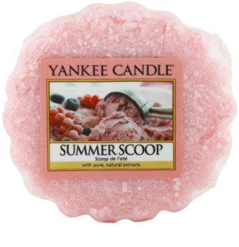 Yankee Candle Summer Scoop vosek za aroma lučko  22 g