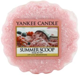 Yankee Candle Summer Scoop Wachs für Aromalampen 22 g