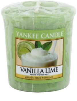 Yankee Candle Vanilla Lime lumânare votiv 49 g