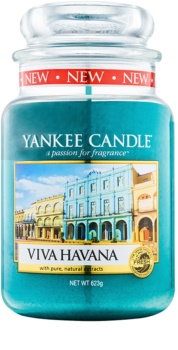 Yankee Candle Viva Havana Scented Candle 623 g Classic Large