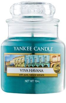 Yankee Candle Viva Havana vonná sviečka 104 g Classic malá