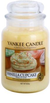 Yankee Candle Vanilla Cupcake vela perfumada  623 g Classic grande