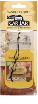 Yankee Candle Vanilla Cupcake dišeči obesek za v avto