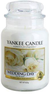 Yankee Candle Wedding Day vonná svíčka 623 g Classic velká