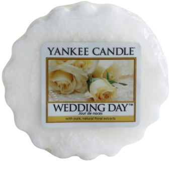 Yankee Candle Wedding Day Wachs für Aromalampen 22 g