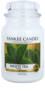 Yankee Candle White Tea Scented Candle 623 g Classic Large