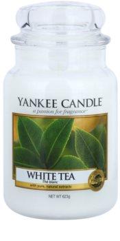 Yankee Candle White Tea vonná sviečka 623 g Classic veľká