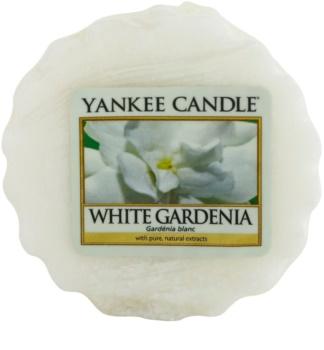 Yankee Candle White Gardenia восък за арома-лампа  22 гр.