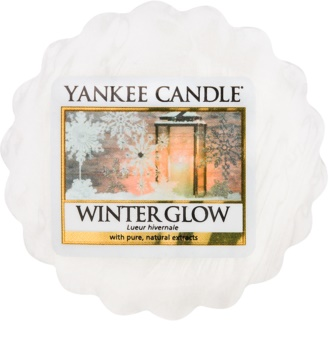 Yankee Candle Winter Glow illatos viasz aromalámpába 22 g