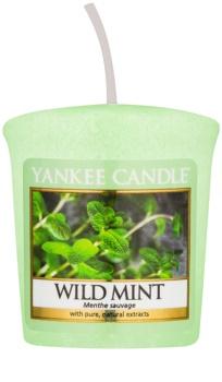 Yankee Candle Wild Mint lumânare votiv 49 g