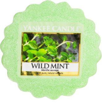 Yankee Candle Wild Mint ceară pentru aromatizator 22 g