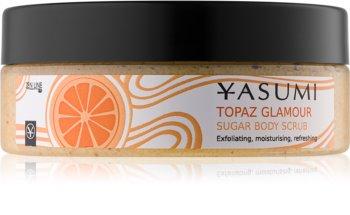 Yasumi Body Care Topaz Glamour peeling corporal calmante
