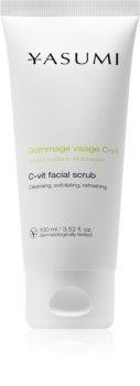 Yasumi Face Care gommage doux purifiant pour tous types de peau