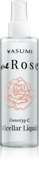 Yasumi me Rose micelární voda pro citlivou pleť