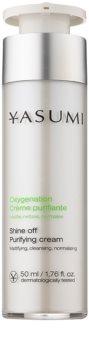 Yasumi Acne-Prone crema opacizzante per pelli grasse con tendenza all'acne