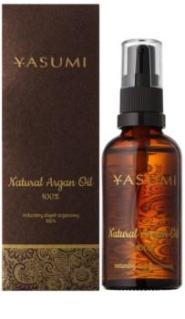 Yasumi Natural Argan Oil tápláló olaj arcra, testre és hajra
