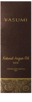 Yasumi Natural Argan Oil поживна олійка для обличчя, тіла та волосся