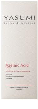 Yasumi Dermo&Medical Azelaic Acid upokojujúci krém pre citlivú pleť so sklonom k akné