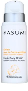 Yasumi Body Care regenerační a hydratační krém pro všechny typy pokožky