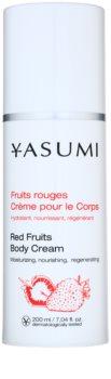Yasumi Body Care зволожуючий крем для всіх типів шкіри