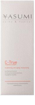 Yasumi Dermo&Medical C-True creme vitaminico com efeito antirrugas