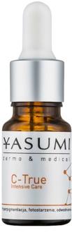 Yasumi Dermo&Medical C-True cuidado intensivo para iluminar y alisar la piel