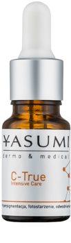 Yasumi Dermo&Medical C-True інтенсивний догляд для розгладження та роз'яснення шкіри