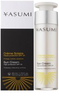 Yasumi Discoloration ochranný krém SPF 30