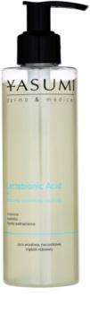 Yasumi Dermo&Medical Lactobionic Acid gel detergente per pelli sensibili con tendenza all'arrossamento