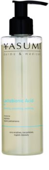 Yasumi Dermo&Medical Lactobionic Acid gel limpiador para pieles sensibles con tendencia a las rojeces