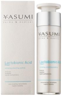 Yasumi Dermo&Medical Lactobionic Acid pleťový krém pre citlivú pleť so sklonom k začervenaniu