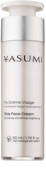 Yasumi Moisture crema nutritiva con efecto regenerador  para pieles deshidratadas y secas