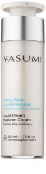 Yasumi Moisture Hydrating Cream For Dry Skin with Hyaluronic Acid