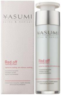 Yasumi Dermo&Medical Red Off crema para reducir rojeces