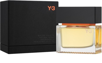 Yohji Yamamoto Y3 eau de toilette pour homme 75 ml