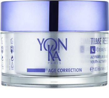 Yon-Ka Age Correction Time Resist krem na noc, który spowalnia proces starzenia się skóry