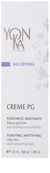 Yon-Ka Age Defense matující krém pro mastnou pleť