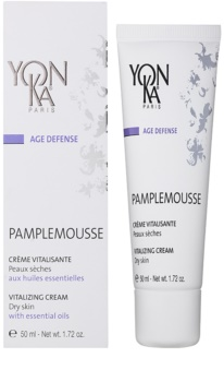 Yon-Ka Age Defense Grapefruit revitalisierende Creme für trockene Haut