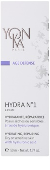 Yon-Ka Age Defense N°1 feuchtigkeitsspendende Creme mit erneuernder Wirkung für trockene bis empfindliche Haut