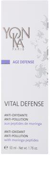 Yon-Ka Age Defense Vital intensywnie nawilżający krem na dzień z efektem antyoksydacyjnym